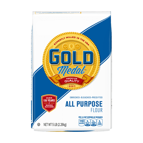 Wondra Quick Mixing All Purpose Flour Gold Medal Flour